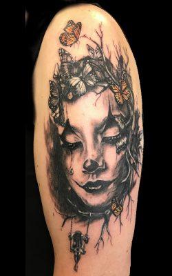 Tattoo Kunstwerk von Stage of Art Tattoo