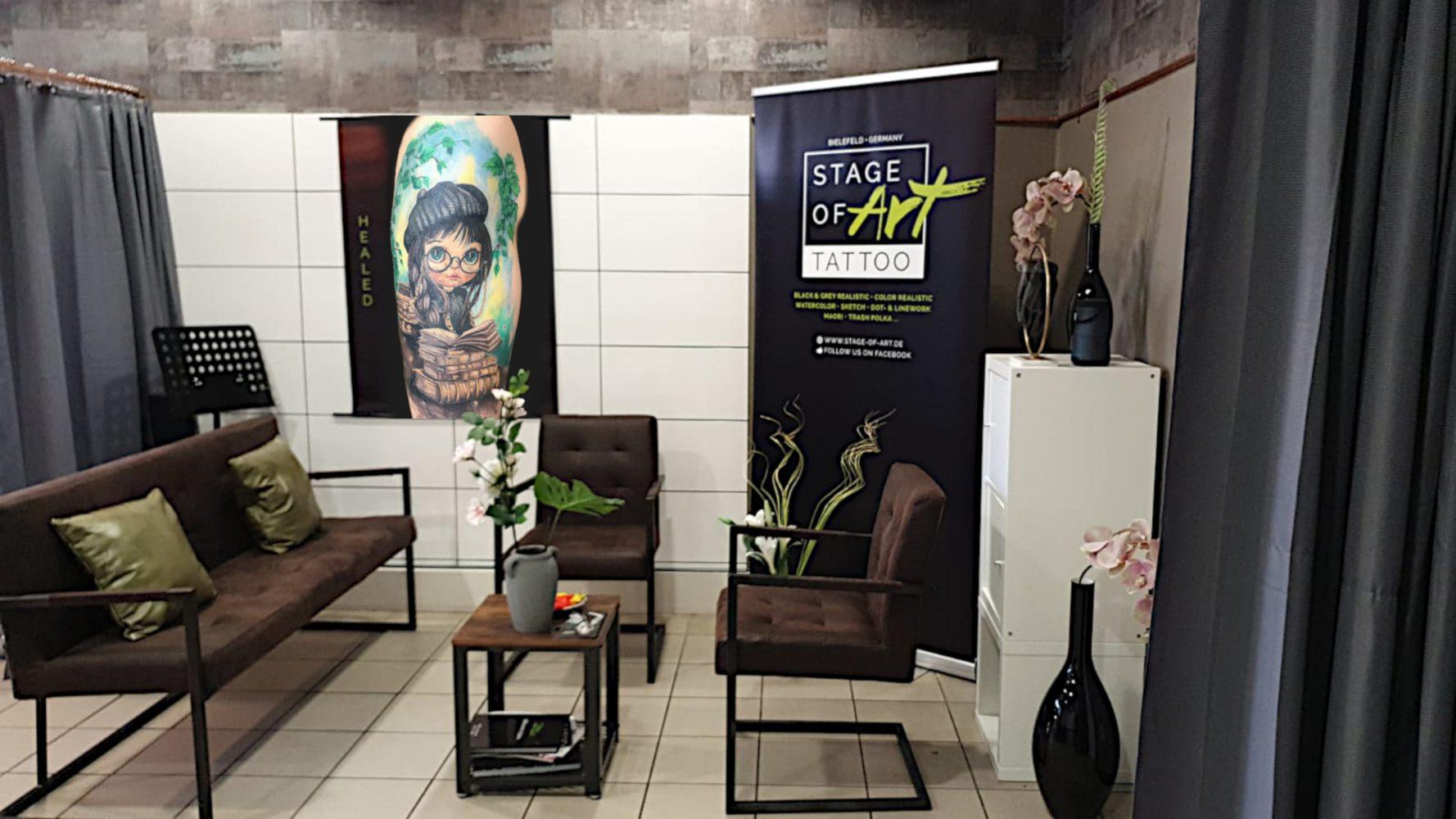 Wartebereich im Arbeitsraum für unsere lieben Kunden